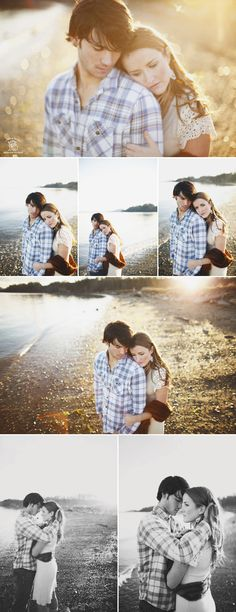 beautiful couple shoot