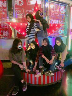squad!!! location trans studio bandung,west java,indonesia 🇲🇨