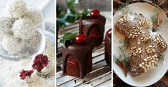 These Vegan Christmas Desserts and Treats will make this holiday season unforgettable and finger-licking sweet! They are easy, egg-free and superb! Enjoy!