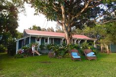 Live Like A Local On The Big Island, Hawaii At Puakea Ranch