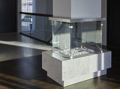 Fireplace, Private Villa - Designed by Norwegian Interior Architect firm Metropolis arkitektur & design - www. Villa Design, Bathtub, Interior, Projects, Standing Bath, Log Projects, Bath Tub, Indoor, Bathtubs