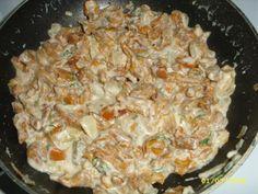 Sienimuhennos Fried Rice, Fries, Ethnic Recipes, Food, Eten, Meals, Stir Fry Rice, Diet