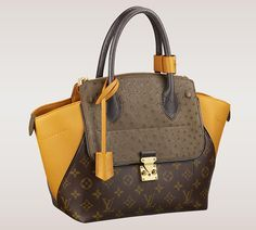 9f6dc1db9f8d Discover Louis Vuitton Majestueux Tote PM  The Majestueux Tote PM is the  result of the finest craftsmanship