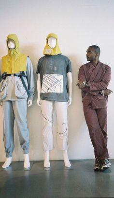A Cold Wall, Rain Jacket, Windbreaker, Normcore, Jackets, Style, Fashion, Down Jackets, Swag