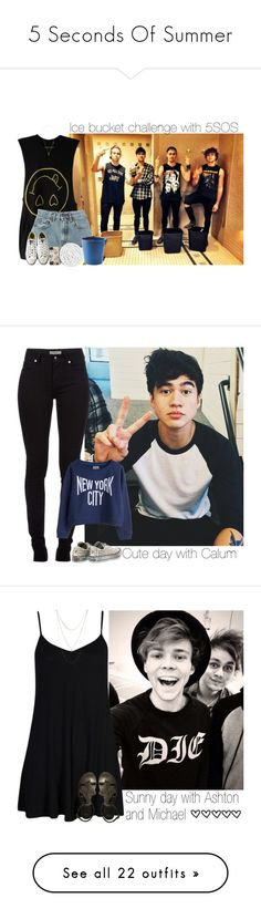 """""""5 Seconds Of Summer"""" by heslovely ❤ liked on Polyvore featuring Levi's, Converse, VIPP, Tina Lilienthal, Burberry, Boohoo, Lucky Brand, ASOS, STELLA McCARTNEY and Agent Ninetynine"""