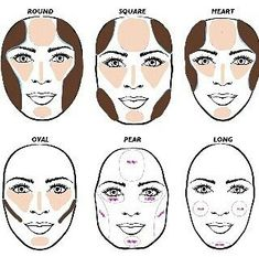 How to Contour Your Face for Beginners For a beginner contouring and highlighting may seem difficult because you don't know where to start. The majority of us know we need to contour our chee… Luxury Beauty Menwomenfacelipshandsfeetmasks Le Contouring, Make Up Tutorial Contouring, Contouring For Beginners, Makeup Tutorial For Beginners, Contour Makeup, Contouring And Highlighting, Eye Makeup, How To Contour For Beginners, Makeup Tips And Tricks For Beginners