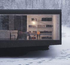 Twins: Houses in Five Parts by William O'Brien Jr.   Yatzer, Upstate New York, 2011