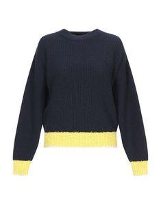 Vanessa Bruno Sweater In Dark Blue Vanessa Bruno, Round Collar, World Of Fashion, Luxury Branding, Your Style, Dark Blue, Men Sweater, Clothes For Women, Long Sleeve