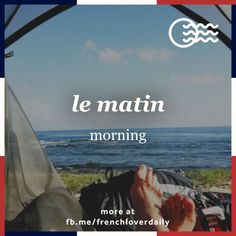 Learn a new French word everyday in video + four example sentences to learn how to use it.