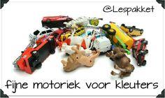 fijne motoriek voor kleuters: 6 tips! - Lespakket   Lespakket