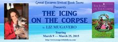 Sapphyria's Book Reviews: Review Tour & Giveaway:  The Icing on the Corpse (...