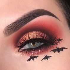 Halloween makeup, Halloween spiderweb eyeliner tutorial, halloween makeup videosYou can find Cute halloween makeup and more on our website.Halloween makeup, H. Halloween Makeup Videos, Cute Halloween Makeup, Cute Makeup, Makeup Art, Halloween Face, Halloween Inspo, Women Halloween, Fall Halloween, Makeup Tips