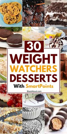 Weight Watchers Desserts Recipes With SmartPoints – easy weight watchers dessert… Weight Watchers Desserts Recipes With SmartPoints – easy weight watchers desserts you can enjoy guilt free, quick and healthy dessert recipes Weight Watchers Brownies, Weight Watcher Desserts, Weight Watchers Pumpkin, Plats Weight Watchers, Weight Watchers Diet, Healthy Sweet Snacks, Ww Recipes, Healthy Dessert Recipes, Gourmet Recipes