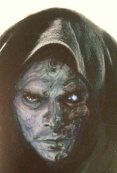 The Force Awakens Anakin-Vader ghost concept art