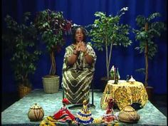 An Evening with Princess Ayo, The African Storyteller 1