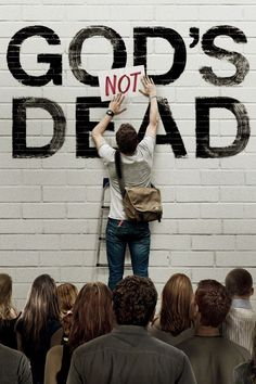 A Must See Movie! http://www.christianfilmdatabase.com/review/gods-not-dead-the-movie/