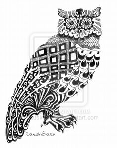 zentangle_by_catsinblack-d4peyeg.png (400×505)