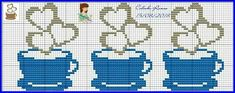 1 million+ Stunning Free Images to Use Anywhere Kawaii Cross Stitch, Tiny Cross Stitch, Cross Stitch Kitchen, Cross Stitch Bookmarks, Cross Stitch Borders, Cross Stitch Designs, Cross Stitching, Cross Stitch Embroidery, Cross Stitch Patterns