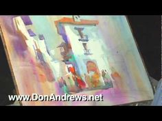 Figures in watercolour pt 2 by Fiona Peart - YouTube