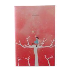Cuaderno rosa Cuento de Hadas