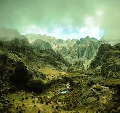 Valle de los Gigantes, Cordoba, Argentina