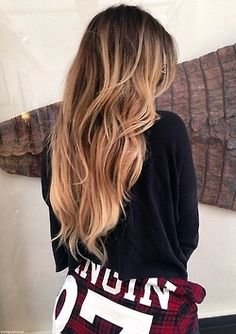 Ombre khloe kardashian hair , twitter.com/imthiachulu | instagram.com/imthiachulu | #follow #follow4follow #followback #fashion #fitness #food