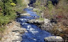 Obed Wild & Scenic River   Tennessee Vacation