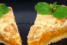 Насыпной тыквенный пирог с апельсиновым ароматом – это бомба - Жемчужинка Best Pumpkin, Sweet Pastries, Cornbread, Bakery, Meals, Food And Drink, Fruit, Russian Recipes, Cooking