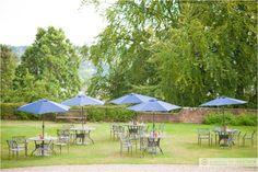 the outdoor seating area at Farnham Castle Outdoor Seating Areas, Gazebo, Castle, Outdoor Structures, Wedding Ideas, Patio, Outdoor Decor, Life, Image