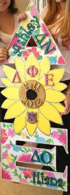 delta phi epsilon | sorority sugar