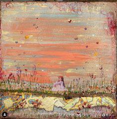 Veronica, Mood, Green, Painting, Art, Art Background, Painting Art, Kunst, Gcse Art