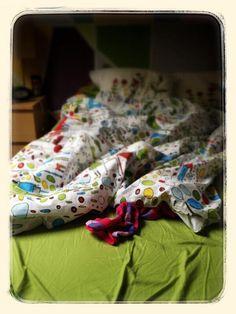 Dag 1: Slaapsokken