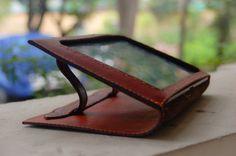 Leather case 4 Samsung tab 2 p5100