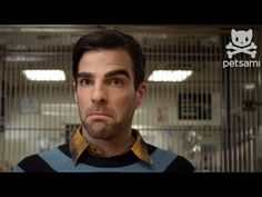 Dog Eat Dog, The True & Funny Story About Zachary Quinto Adopting a Dog From a Shelter