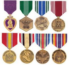 US Army Medals