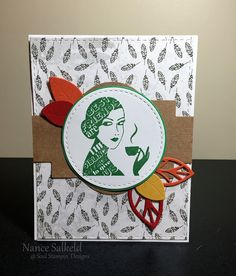 Soul Stampin' : BFF & Coffee - 2015 Fall Coffee Lovers Blog Hop