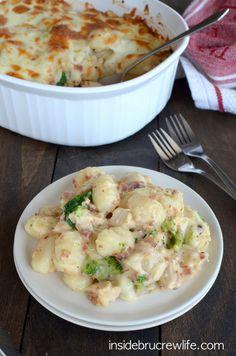 Pesto gnocchi pasta recipes