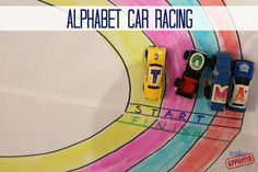 Toddler Approved!: Alphabet Activities
