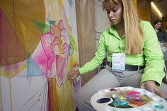 Panmela Castro, Graffiti Artist and President, Nami Rede Feminista de Arte Urbana, and 2013 Rising Talent