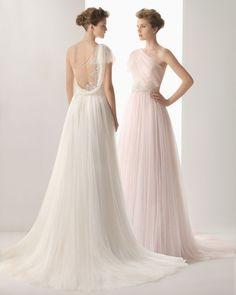 3602614f0b Resultados de la búsqueda de imágenes  vestidos de novia. Rosa ClaráTraje  ...