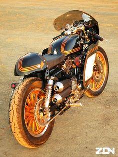 Harley Davidson Sportster #ZenOfNeato