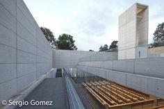 Capilla Santa Maria,   Arch. Felipe Gonzalez