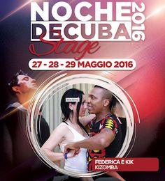 Noche de Cuba con la Kizomba dal 27 a 29 maggio 2016 in Abruzzo