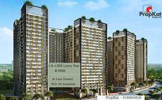 3 & 4 BHK Luxury Flats @ NIBM  80 Lacs Onward. With All Amenities. #PropKat - 9168609838 #Pune #NIBM #3BHK #4BHK  #PropertyinPune