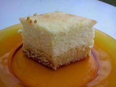 Zawód Kobieta: Słodki weekend: Ciasto z kwaśną śmietaną i wiórkami