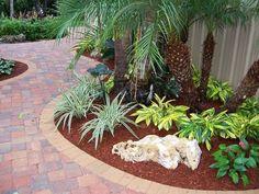 Ideas para el jardín frontal de tu casa #casasminimalistasdeunaplanta