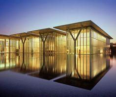 Modern Art Museum of Fort Worth, TX