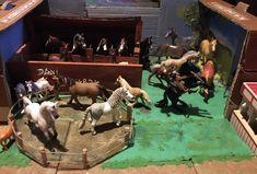 Horse Ranch, Carousel, Fair Grounds, Horses, Horse, Carousels, Carousel Horses