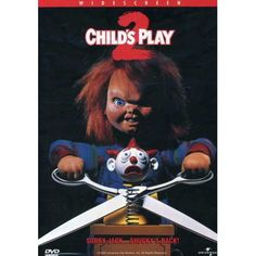 Second-rate sequel to the first horror-thriller about a childs doll that gets possessed by the spriit of a dead serial killer.