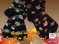 Fall socks